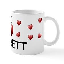I Love Jarrett - Mug