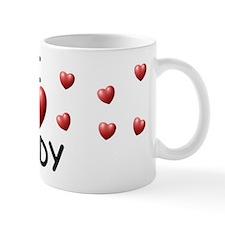 I Love Jody - Mug
