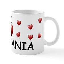 I Love Estefania - Mug