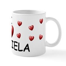 I Love Graciela - Mug