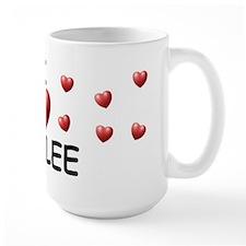 I Love Hailee - Mug