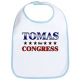 TOMAS for congress Bib