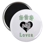 "Cat Lovers 2.25"" Magnet (10 pack)"