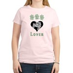 Cat Lovers Women's Light T-Shirt