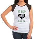 Cat Lovers Women's Cap Sleeve T-Shirt