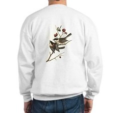Black-capped Chickadee Sweatshirt