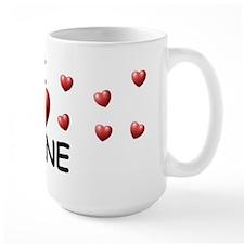 I Love Irene - Mug
