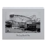 "Long Beach Pike 11"" Calendar"