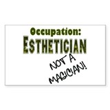 Occupation Esti Rectangle Decal