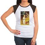 Halloween 53 Women's Cap Sleeve T-Shirt