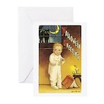 Halloween 53 Greeting Cards (Pk of 20)