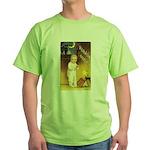 Halloween 53 Green T-Shirt