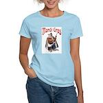 MArdi Gras Desert Runner Women's Light T-Shirt