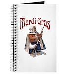 MArdi Gras Desert Runner Journal