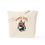 MArdi Gras Desert Runner Tote Bag