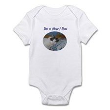 jimmy hendrix  Infant Bodysuit