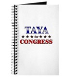TAYA for congress Journal
