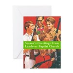 Shotgun Greeting Card