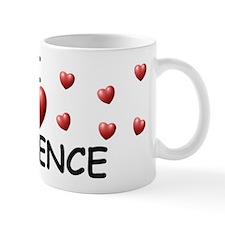I Love Kaydence - Small Mug