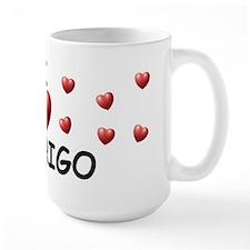 I Love Rodrigo - Coffee Mug