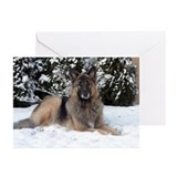 Winter Shiloh Greeting Cards (Pk of 10)