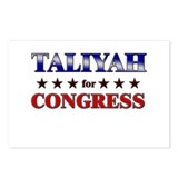 TALIYAH for congress Postcards (Package of 8)