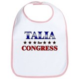 TALIA for congress Bib