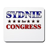 SYDNIE for congress Mousepad