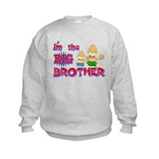 Here comes trouble Sweatshirt