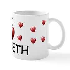 I Love Lizbeth - Mug