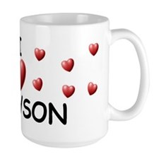 I Love Madyson - Mug
