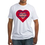 Share My Heart Fitted T-Shirt