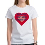 Share My Heart Women's T-Shirt