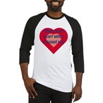 Share My Heart Baseball Jersey