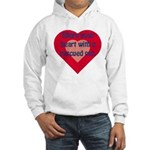 Share My Heart Hooded Sweatshirt