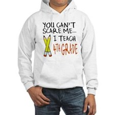 4th Grade Teacher Hoodie