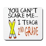 2nd Grade Teacher Mousepad