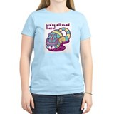 Cheshire Cat Women's Pink T-Shirt
