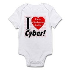 Let everyone know that you lo Infant Bodysuit