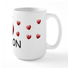 I Love Tyson - Mug