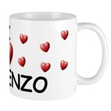 I Love Vincenzo - Coffee Mug