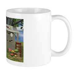 The Fruit Stand Mug