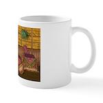 Jewels of India (Red) Mug