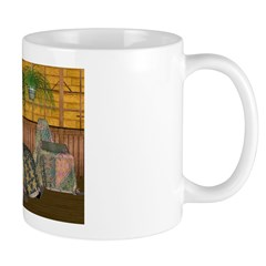 Jewels of India (Pink) Mug