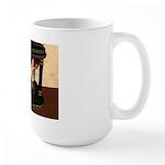 The Music Box Large Mug
