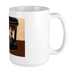 The Music Box Large Mug