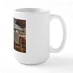 The Vegetable Stand Large Mug