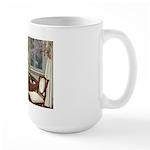 Teahouse For Two Large Mug
