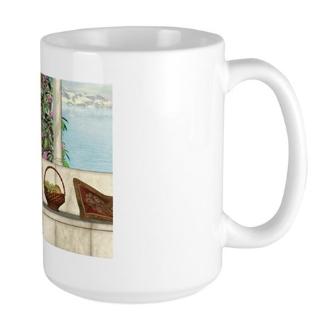 Summer Siesta Large Mug