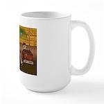 Jewels of the Nile Large Mug
